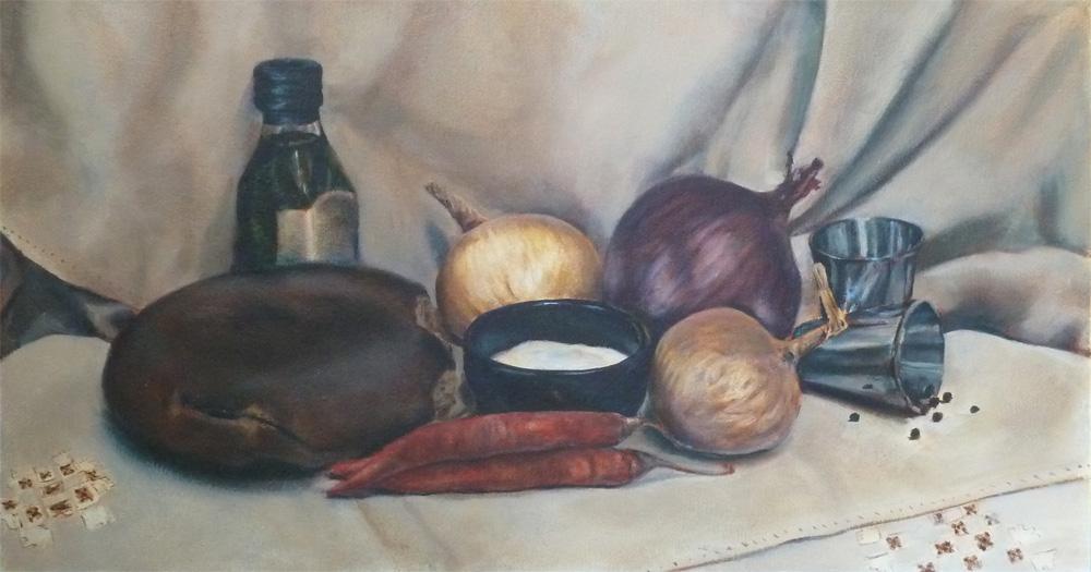 Три луковицы