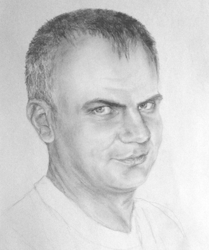 Портрет Славы